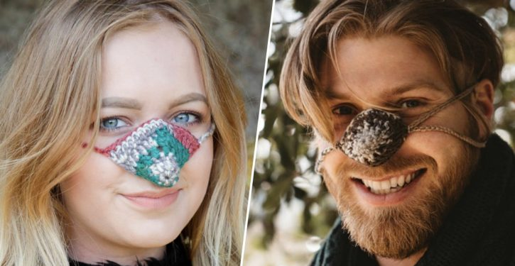 Nose Warmer Now Exist For People Who Are Always Cold