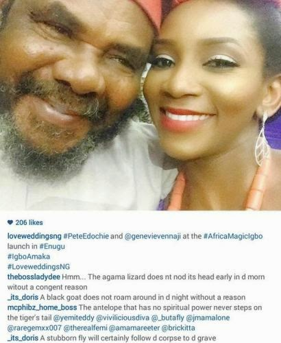 Lol What Is This Read The Comments On Pete Edochie -3601