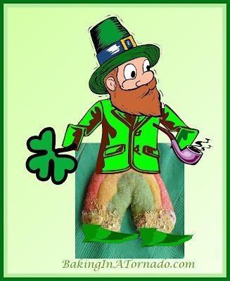 Lucky Leprechaun | www.BakingInATornado.com | #MyGraphics