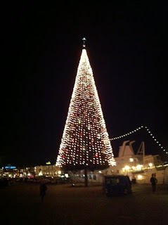 Overview: Christmas in Stockholm 2016
