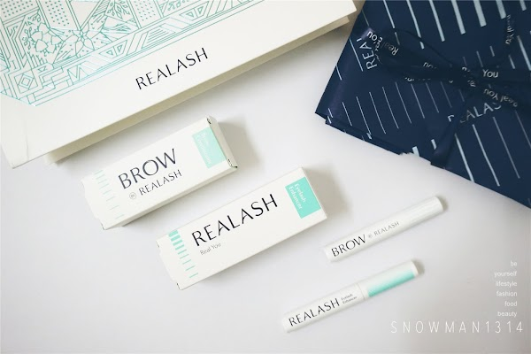 [Review] Unboxing and First Impression Realash Part 1