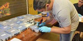 Aργεντινή: Εντοπίστηκαν 400 κιλά κοκαΐνης σε κτίριο της ρωσικής πρεσβείας