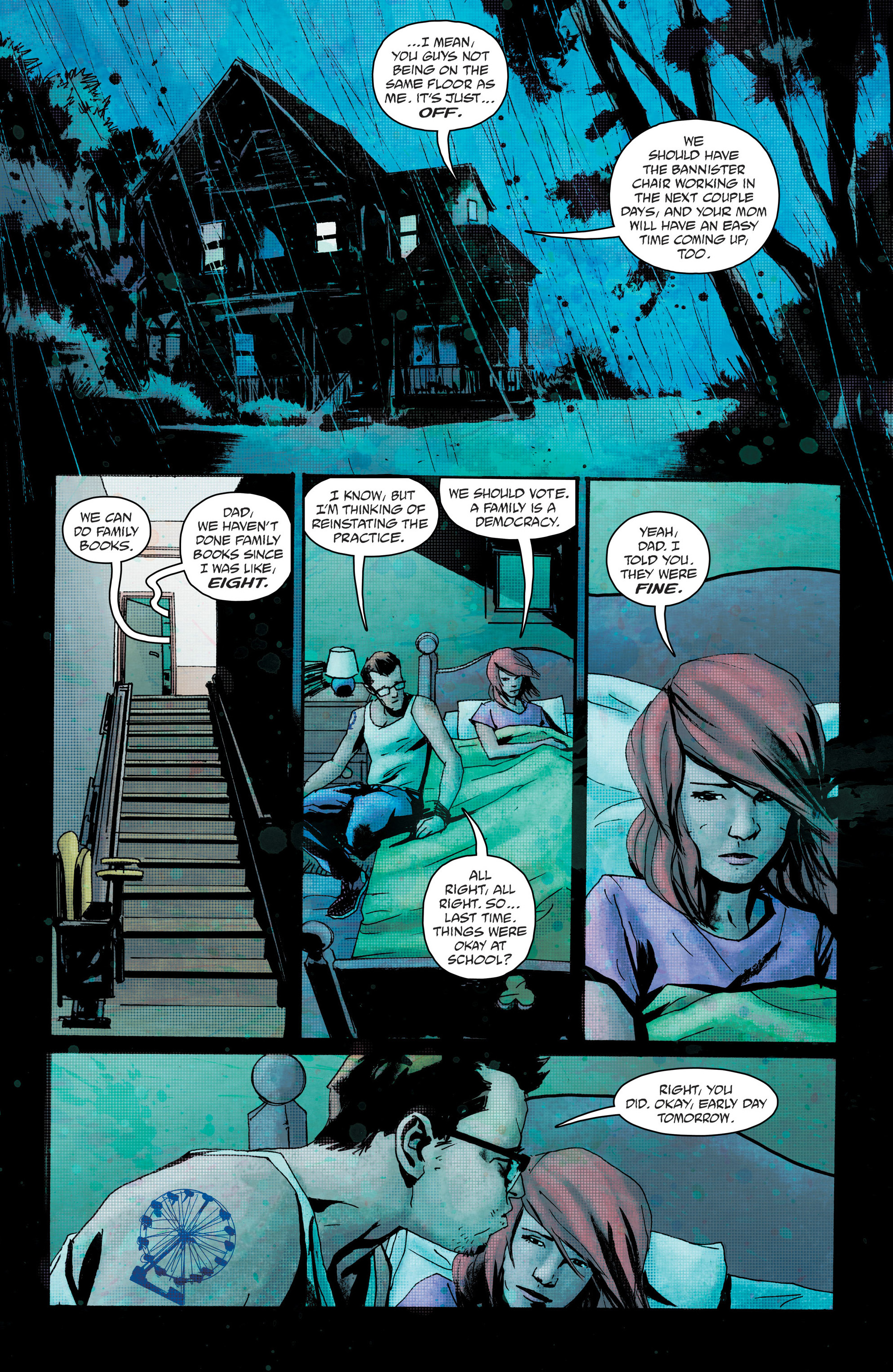 Read online Wytches comic -  Issue #1 - 24