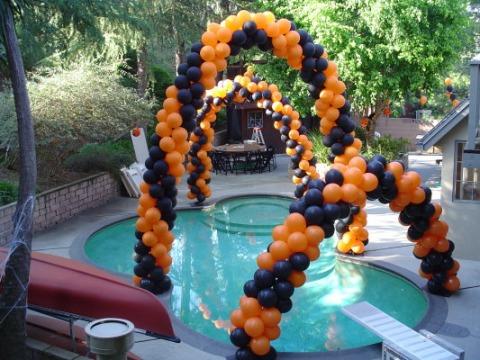 dekorasi balon (baloon decoration)