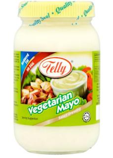 merk mayonnaise untuk salad buah