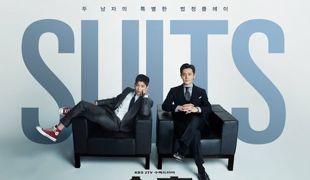Drama Korea Suits Subtitle Indonesia
