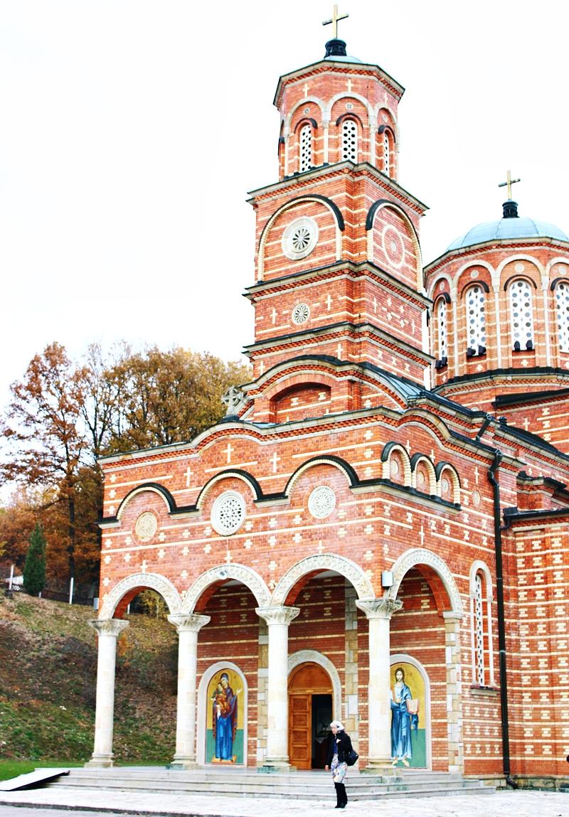zenski manastir Djunis kod Krusevca