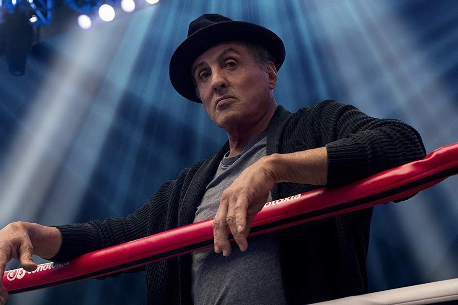 Sylvester Stallone diz adeus a Rocky Balboa