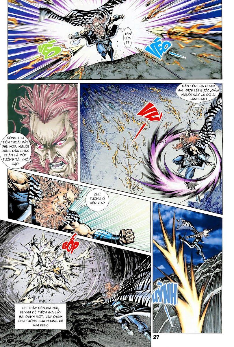 Đại Đường Uy Long chapter 88 trang 28