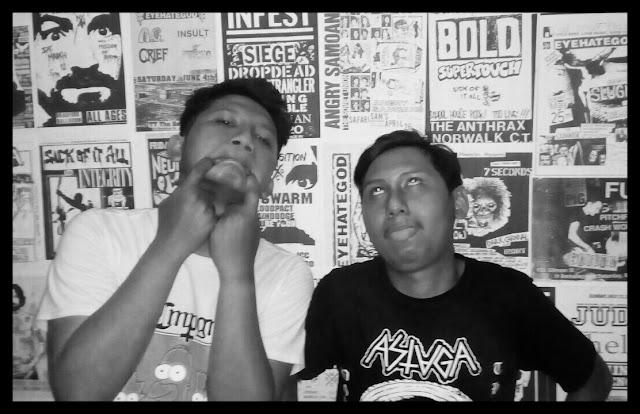 Wawancara bersama Astaga ! band Power Violence asal Cianjur