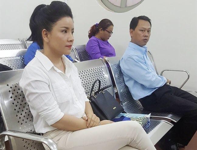Diễn viên Ngọc Trinh thắng kiện Nhà hát Kịch TP.HCM trong phiên tòa phúc thẩm -1