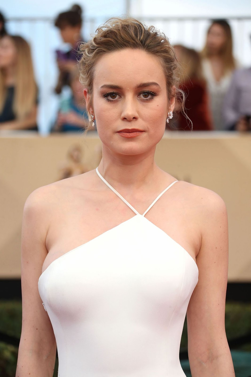 Brie Larson – SAG Awards in Los Angeles