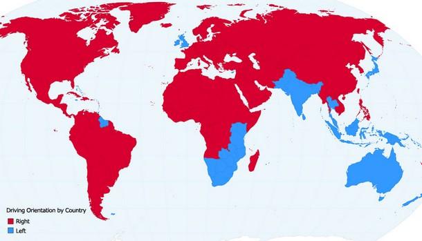 Worldwide Driving Orientation
