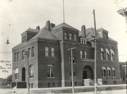 HELENA FEDERAL COURTHOUSE 1900