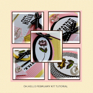 Oh, Hello February Kit Tutorial