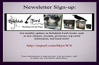 Sign Up For My Newsletter For Giveaways, Top Secret Information, & Much More!