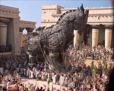 Odisseu e a guerra de Tróia