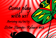Sister Stamps Release #12