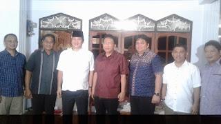 Wagub Idul Fitri di Kediaman Anggota DPRD Sulut Dapil Bolmong Raya