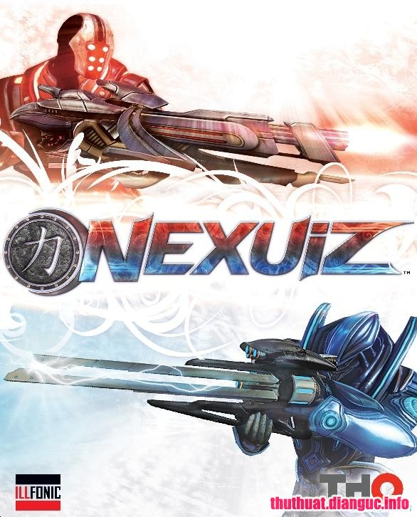 Download Game Nexuiz Full crack Fshare