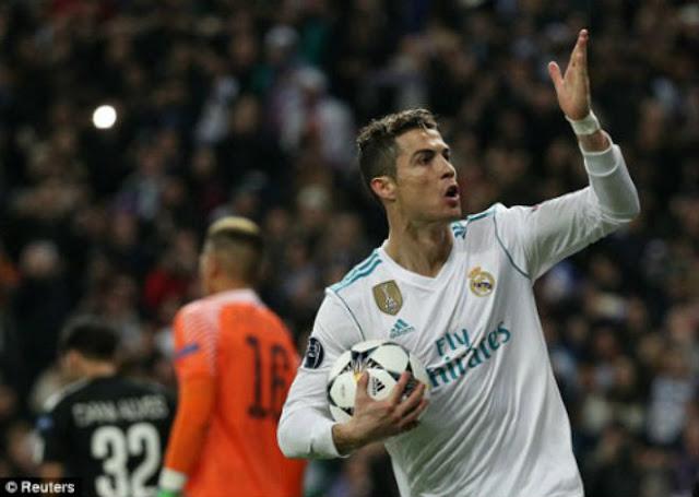 Video Real Madrid - PSG: Vượt khó nhờ Ronaldo, những phút cuối rực rỡ 2
