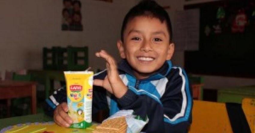 QALI WARMA: Más de 79 escolares de la región Huánuco recibieron servicio alimentario del programa social - www.qaliwarma.gob.pe