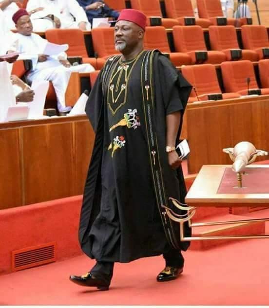 BREAKING: Police arrest Senator Dino Melaye at Abuja Airport