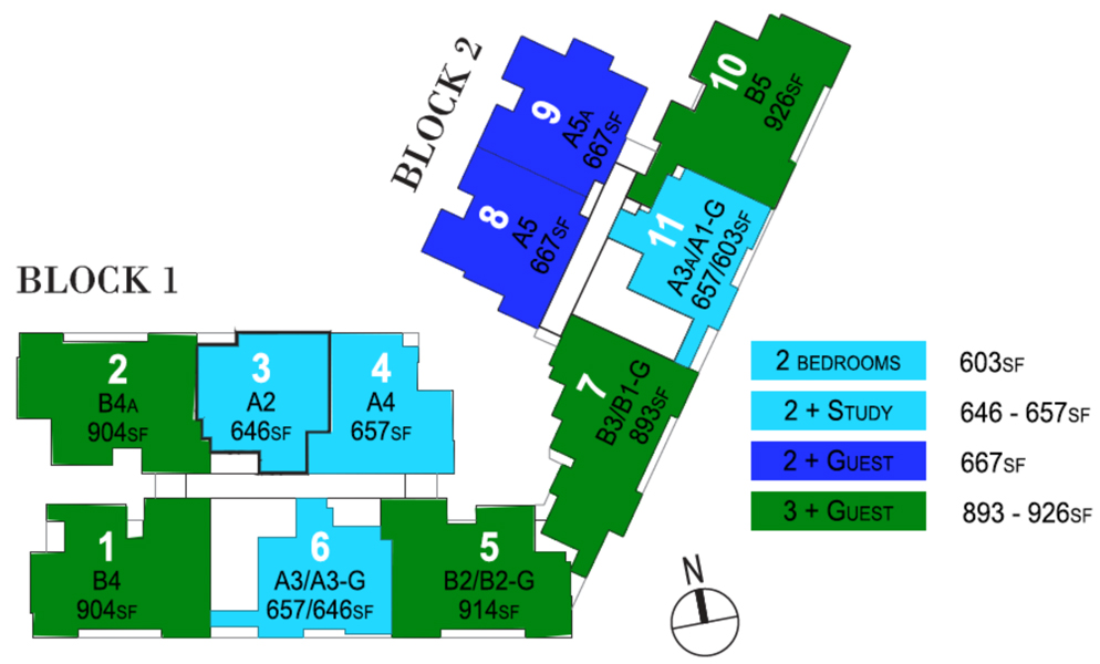 The Navian Site Plan