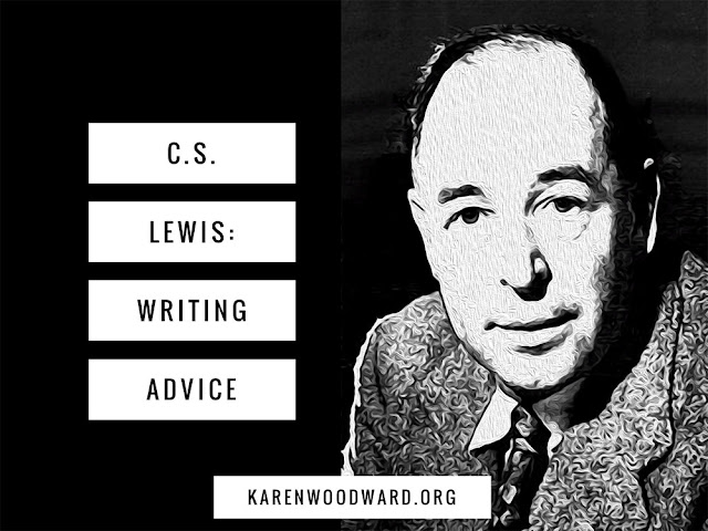 C.S. Lewis: Writing Advice