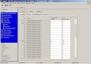 cara program pabx panasonic kx-tda600   jaya perkasa bali
