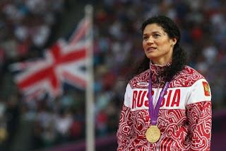 ATLETISMO - Tatyana Lysenko protagoniza un nuevo caso de dopaje y pierde su oro en Londres 2012