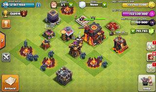 Clash of Clans FHx Prifate Server