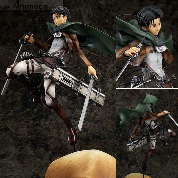 LEVI FIGURE Shingeki no Kyojin Good Smile Company