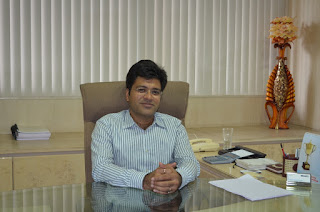 Mr. Deepak Chiripal, CEO, Nandan Denim Ltd