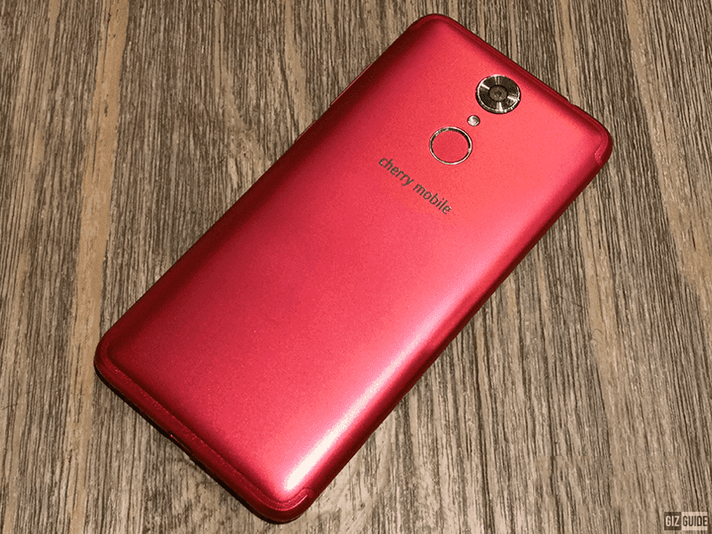 Flare S6 red