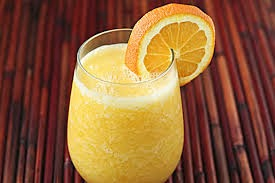 Cara membuat Orange Smoothie