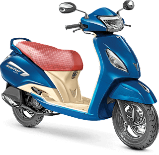 top 10 scooty in India,  tvs jupiter