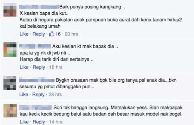 Next Top Model Melayu Digelar Ahli Neraka