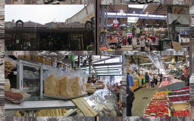 Day trip to Modena- Mercato al Binelli