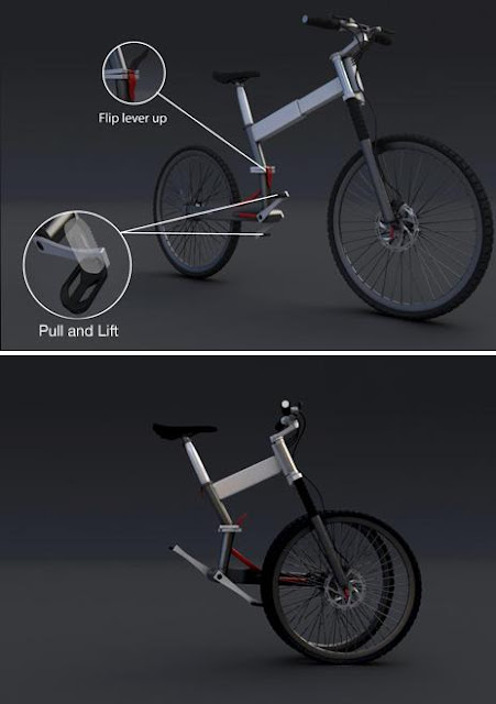Cool Folding Bikes and Creative Folding Bike Designs (20) 11