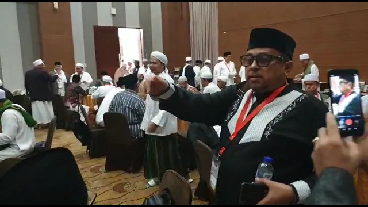 Eksklusif Dari Ijtima' Ulama' 3, Ustadz Haikal Ajak Ulama Ketuk Hati KMA