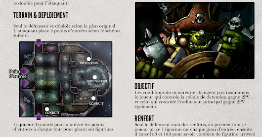 Kill Team : Mission du rapport de bataille
