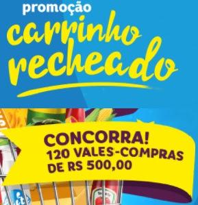 Cadastrar Promoção Cartão Cencosud GBarbosa 2017 Carrinho Recheado