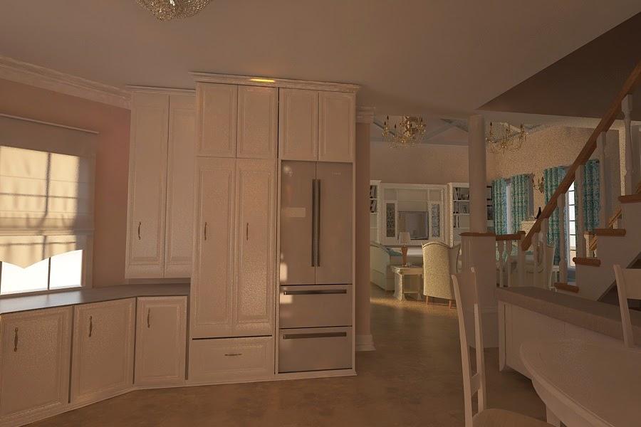 design interior casa Constanta stil clasic