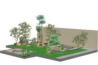 Desain Taman Surabaya 3 - www.jasataman.co.id