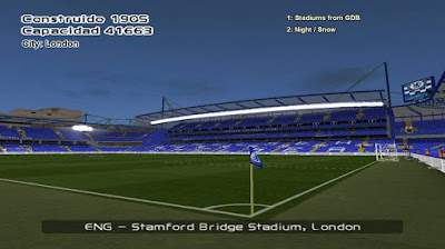 PES 6 Premier League Stadium HD Collection 2017/2018