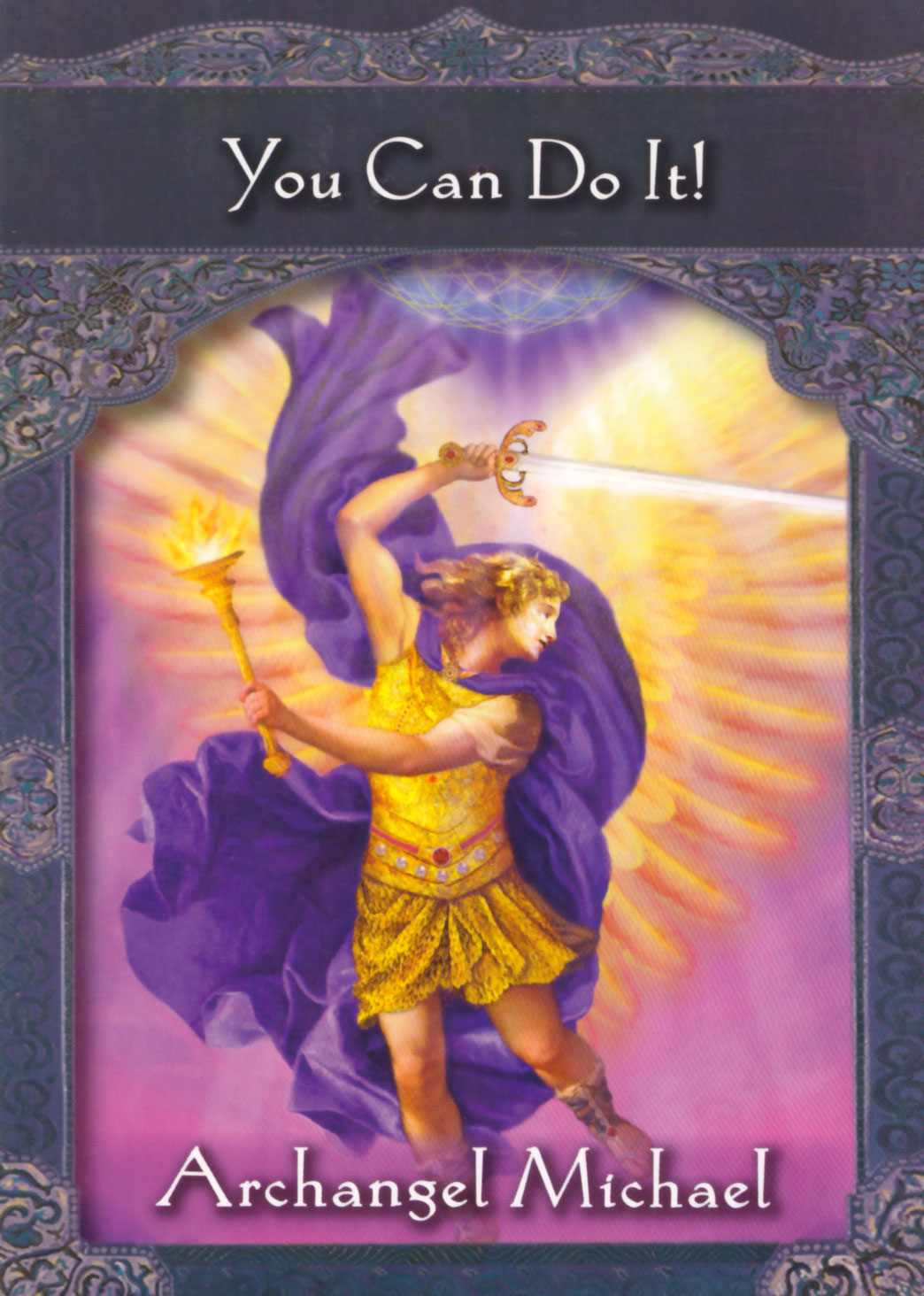 Can You Read Your Own Tarot Cards: You Can Do It! Archangel Michael