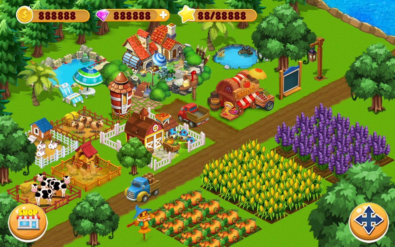 تحميل لعبة المزرعة السعيدة Happy Farm القديمة الاصلية للكمبيوتر