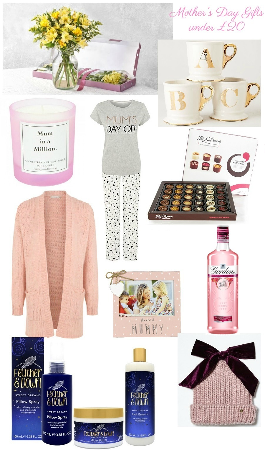 10 Mother's Day Gift Ideas Under £20, The Style Guide Blog, Mum gifts, gifts for her