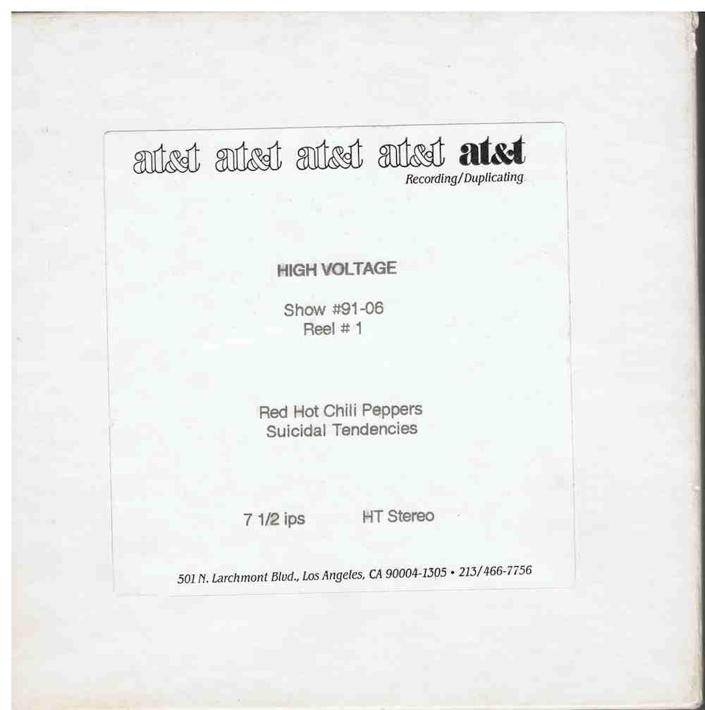 Plumdusty s page pink floyd 1975 06 12 spectrum theater philadelphia - Red Hot Chili Peppers Lakewood 1989